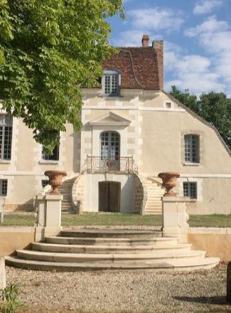 Château de Looze - Perron
