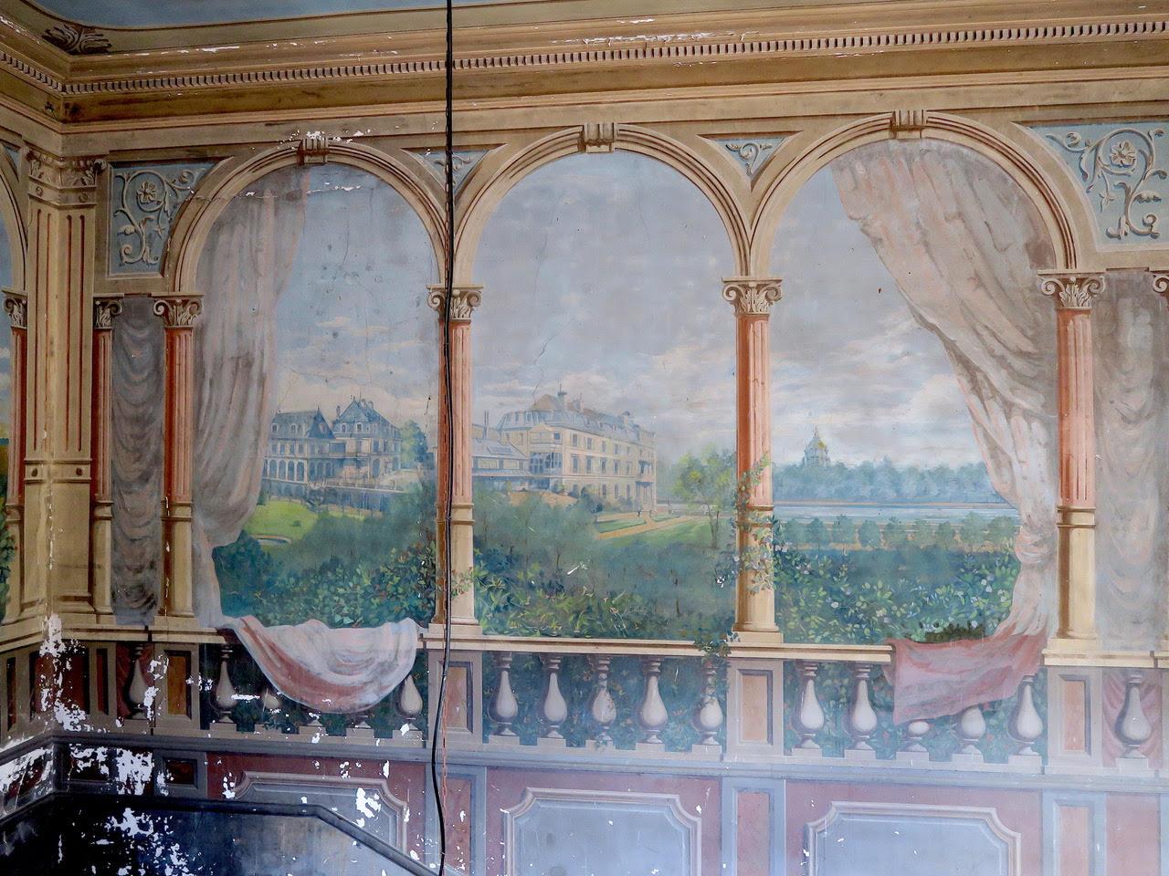 Peintures murales Ollans 1